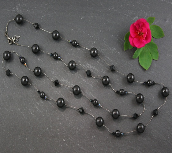 Coco Mystic Black Necklace