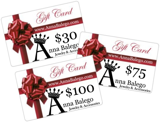 $30 Gift Certificate - Click Image to Close